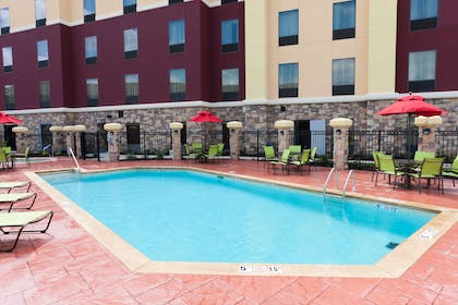 Pool | Hampton Inn & Suites Tulsa Central