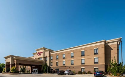 Exterior | Hampton Inn New Albany Mississippi