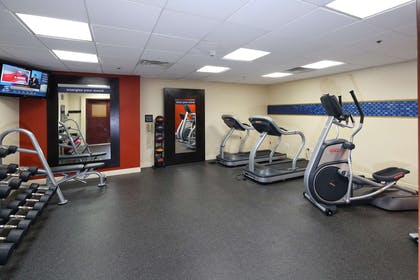 Health club | Hampton Inn & Suites Tucson-Mall