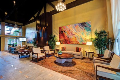 Reception | DoubleTree Suites by Hilton Hotel Tucson - Williams Center