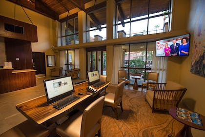 Business Center | DoubleTree Suites by Hilton Hotel Tucson - Williams Center
