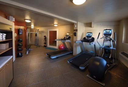 Health club fitness center gym | DoubleTree Suites by Hilton Hotel Tucson - Williams Center