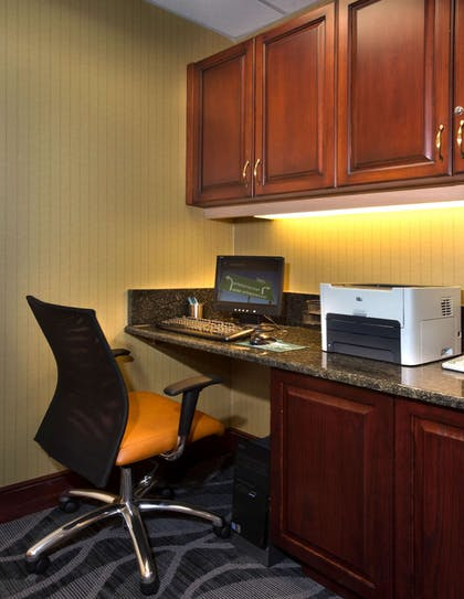 Business Center | Homewood Suites by Hilton Knoxville West at Turkey Creek