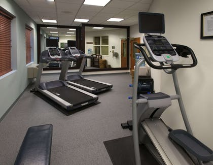 Health club | Homewood Suites by Hilton Knoxville West at Turkey Creek
