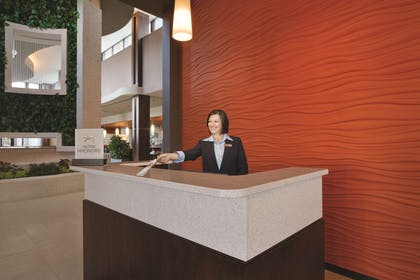 Reception | Embassy Suites by Hilton Knoxville West