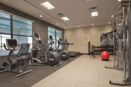 Health club fitness center gym | Embassy Suites by Hilton Knoxville West