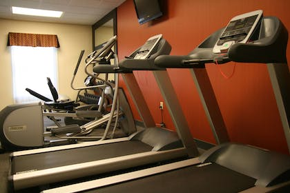 Health club | Hampton Inn & Suites-Knoxville/North I-75