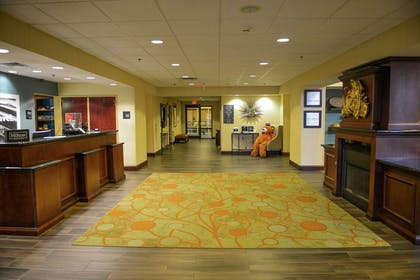 Reception | Hampton Inn & Suites-Knoxville/North I-75