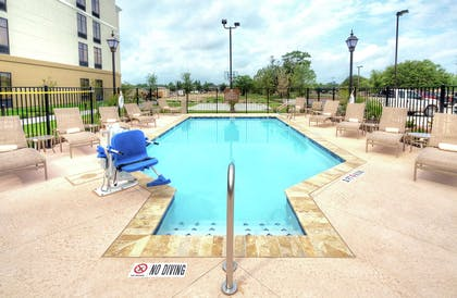 Pool | Homewood Suites by Hilton Victoria, TX