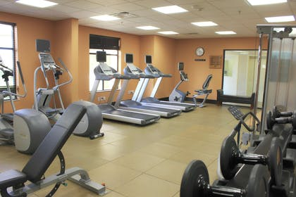 Health club | Homewood Suites by Hilton Victoria, TX