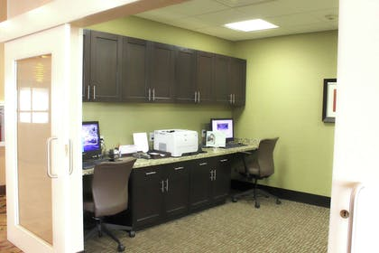 Business Center | Homewood Suites by Hilton Victoria, TX