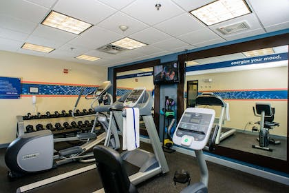 Health club | Hampton Inn Victoria