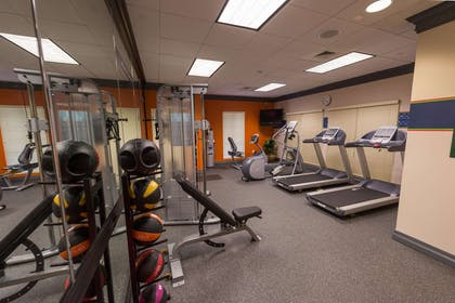 Health club | Hampton Inn & Suites Vicksburg