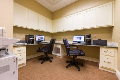 Business Center | Hampton Inn & Suites Vicksburg