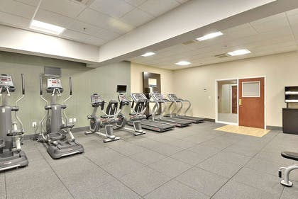 Health club | Hampton Inn Alexandria-Old Town/King St. Metro