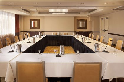 Meeting Room | Embassy Suites by Hilton Washington D.C. at the Chevy Chase Pavilion