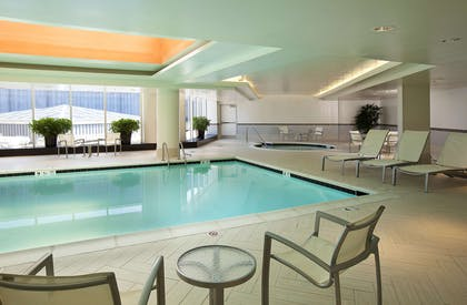 Pool | Embassy Suites by Hilton Washington D.C. at the Chevy Chase Pavilion