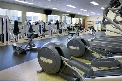 Health club | Embassy Suites by Hilton Washington D.C. at the Chevy Chase Pavilion
