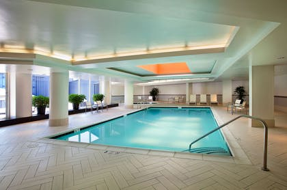 Pool   Embassy Suites by Hilton Washington D.C. at the Chevy Chase Pavilion
