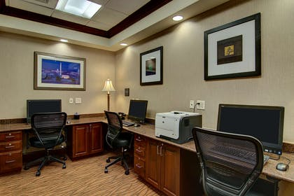 Business Center | Hampton Inn & Suites Washington-Dulles Int'l Airport