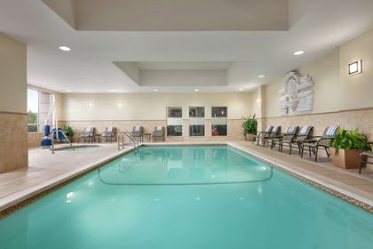 Pool | Hampton Inn & Suites Washington-Dulles Int'l Airport