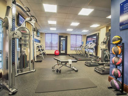 Health club | Hampton Inn & Suites Washington-Dulles Int'l Airport
