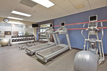 Health club | Hampton Inn by Hilton Gainesville-Haymarket