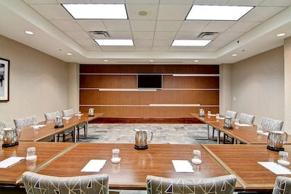 Meeting Room | Homewood Suites by Hilton Washington, D.C. Downtown