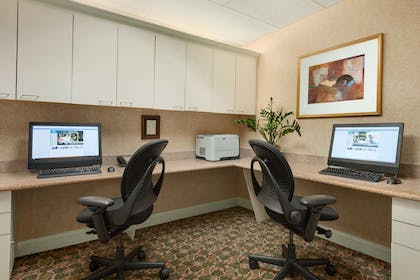 Business Center | Homewood Suites by Hilton Falls Church - I-495 at Rt. 50