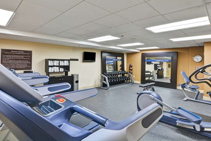 Health club fitness center gym | Homewood Suites by Hilton Silver Spring