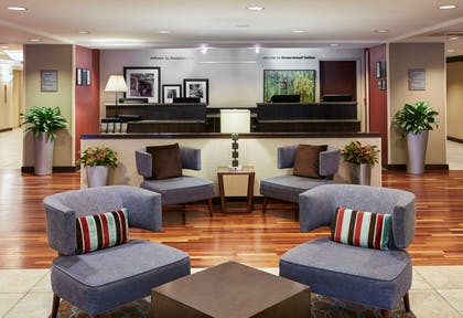 Reception | Homewood Suites by Hilton Silver Spring