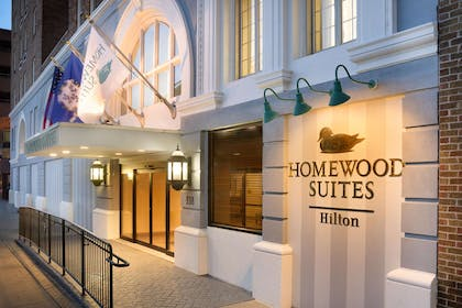Exterior | Homewood Suites by Hilton Hartford Downtown