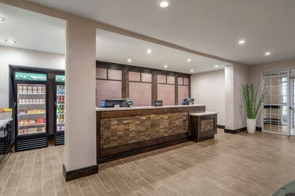 Reception   Homewood Suites by Hilton Providence-Warwick