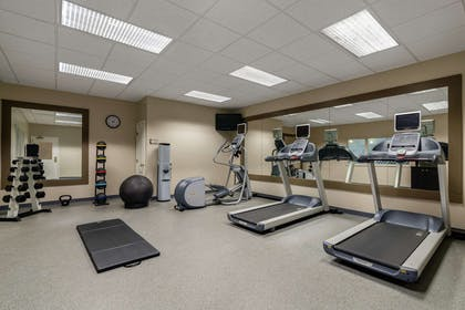 Health club fitness center gym   Homewood Suites by Hilton Providence-Warwick
