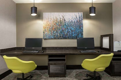 Business Center   Homewood Suites by Hilton Providence-Warwick