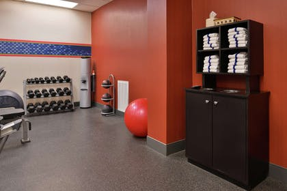 Health club | Hampton Inn & Suites Woodward