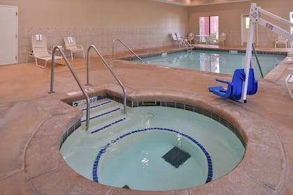 Spa | Hampton Inn & Suites Woodward