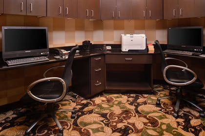 Business Center | Hampton Inn & Suites Woodward