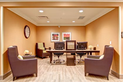 Business Center | Homewood Suites by Hilton Waterloo/St. Jacobs, Ontario, Canada
