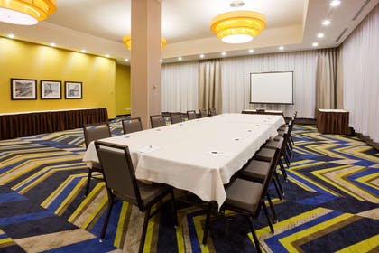 Meeting Room | The Hollis Halifax - a DoubleTree Suites by Hilton Hotel