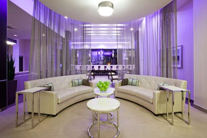 Reception | The Hollis Halifax - a DoubleTree Suites by Hilton Hotel