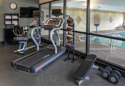 Health club | Hampton Inn & Suites Youngstown- Canfield