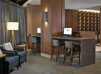Business Center | DoubleTree by Hilton Hotel & Conference Centre Regina