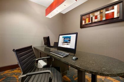 Business Center | Homewood Suites by Hilton York