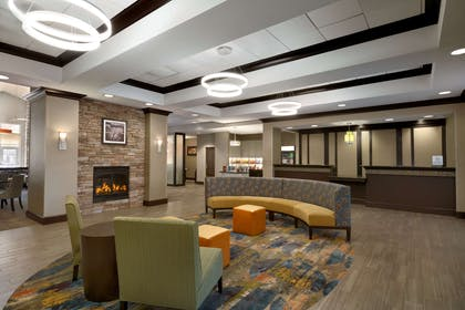 Reception | Homewood Suites by Hilton York