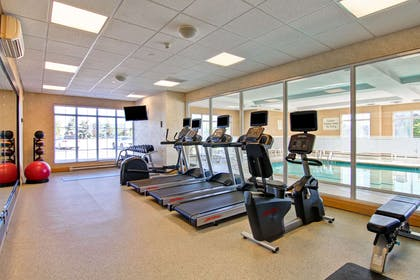 Health club | Homewood Suites by Hilton Toronto-Mississauga