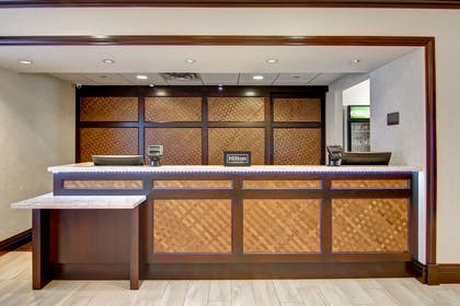Reception | Homewood Suites by Hilton Toronto-Mississauga