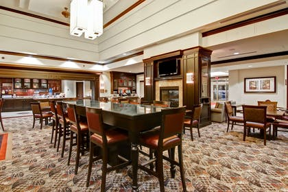 Lobby | Homewood Suites by Hilton Toronto Airport Corporate Centre