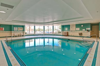 Pool | Homewood Suites by Hilton Toronto Airport Corporate Centre