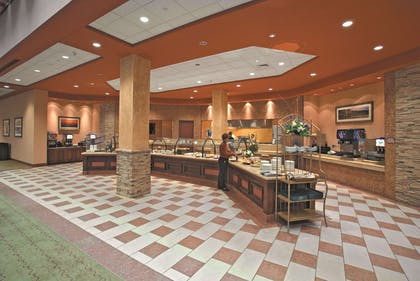Breakfast Area | Embassy Suites by Hilton Albuquerque